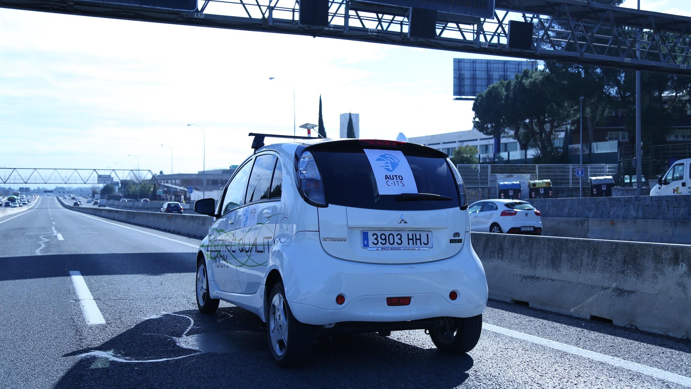 Indra: sperimentazione di successo della guida autonoma a Lisbona, Madrid e Parigi