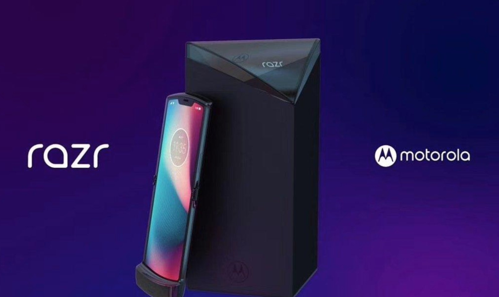 Il Motorola Razr V4 appare su Weibo