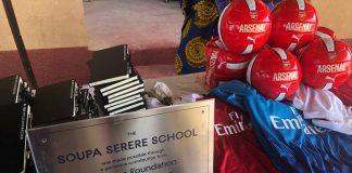 Acronis Foundation costruisce una nuova scuola in Senegal