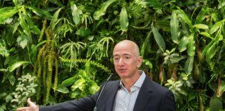 Jeff Bezos lascerà l'impero di Amazon
