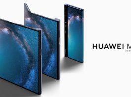 Huawei Mate X, uscita a giugno