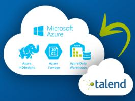 Talend Cloud sarà disponibile su Microsoft Azure