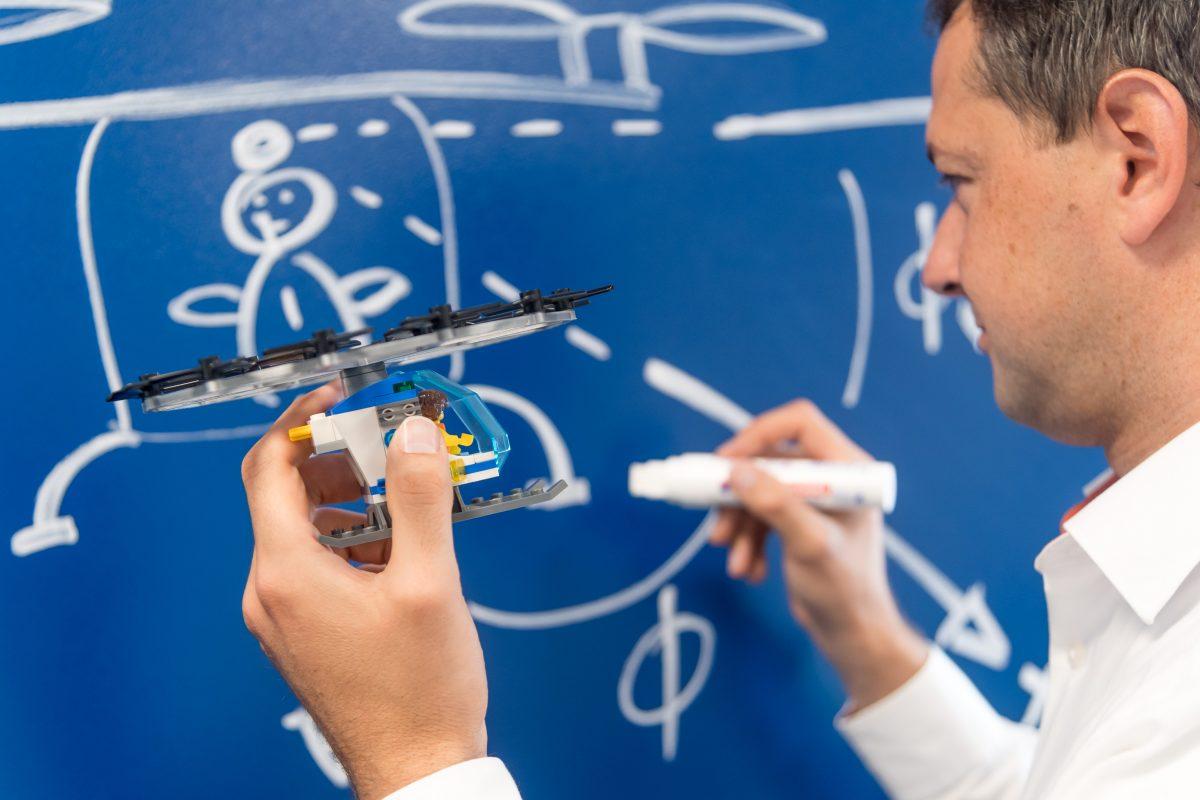 La tecnologia Bosch insegna alle auto a volare