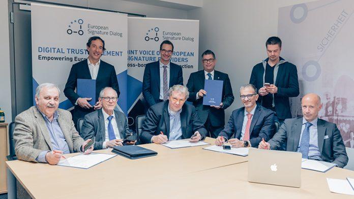 In InfoCert il meeting dell'European Signature Dialog
