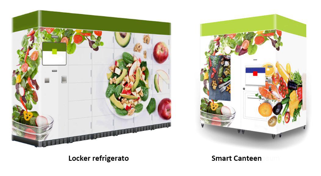 """Locker refrigerati: evoluzione """"smart"""" per la GDO"""