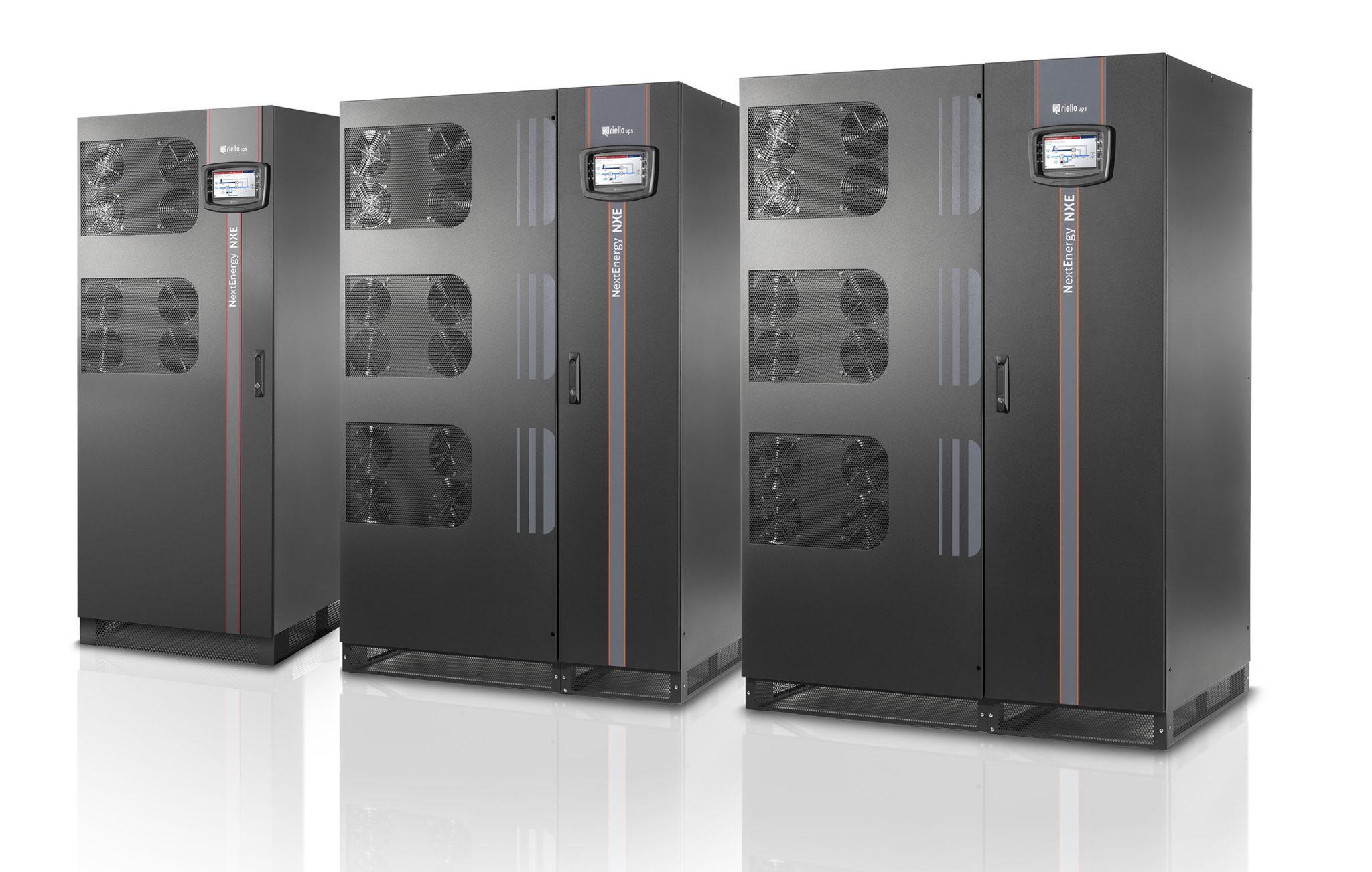 Riello UPS annuncia due nuovi modelli della gamma NextEnergy