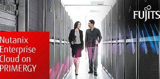 Fujitsu annuncia la disponibilità di Nutanix Enterprise Cloud on PRIMERGY