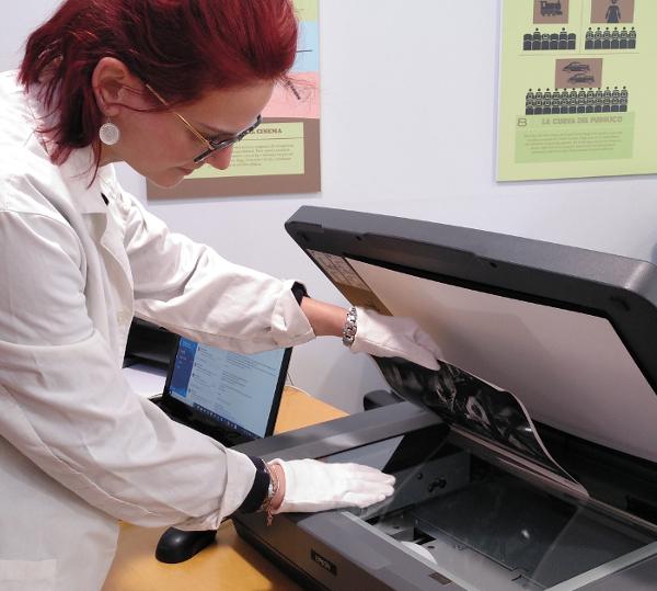 La tecnologia Epson nella mostra