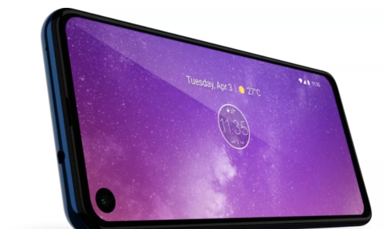 Motorola One Vision è ufficiale con fotocamera da 48 megapixel