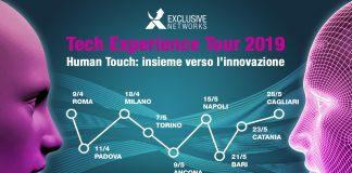 Exclusive Networks: Tech Experience Tour 2019 sbarca nel Centro Sud