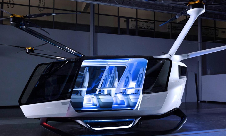 Alaka'i Technologies svela Skai, il taxi volante