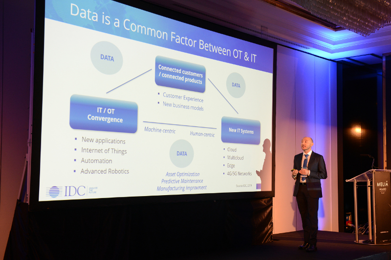 IDC Data Intelligence 2019, il potere dei dati