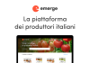 Emerge aiuta i produttori food italiani ad abbracciare il mercato globale