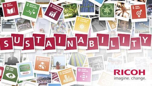 Al via il Global SDG Action 2019 di Ricoh