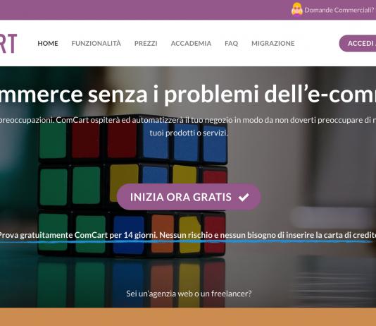ComCart, startup italiana che ha dato vita a oltre 200 negozi online