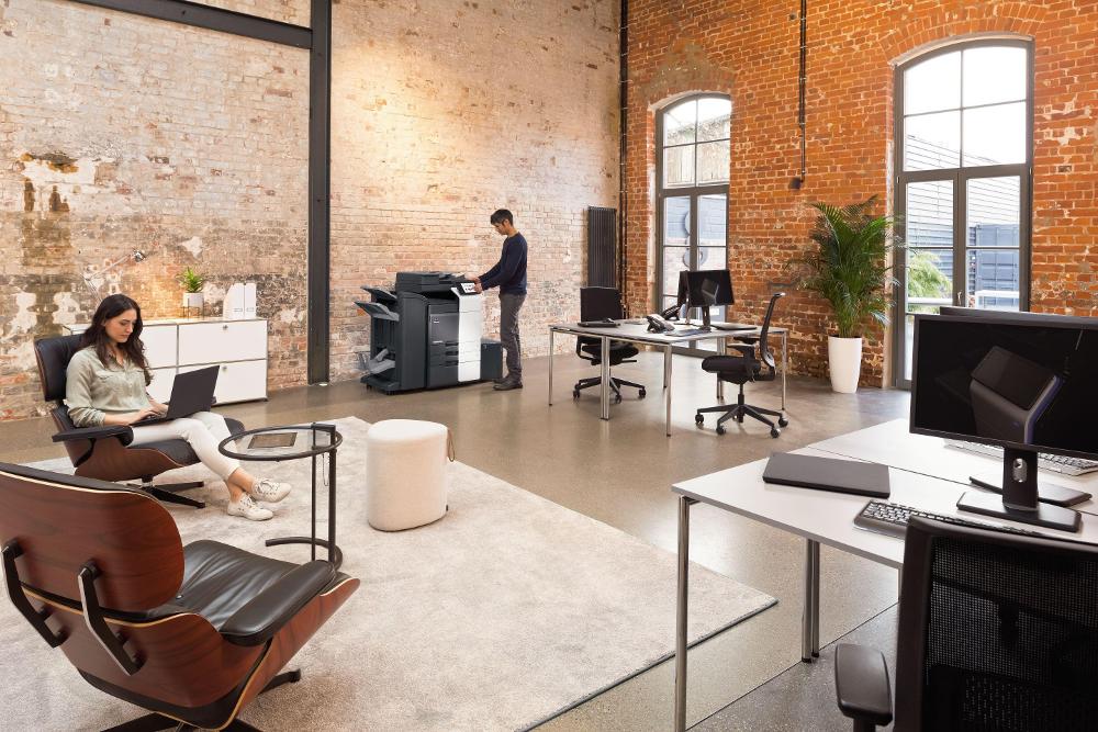 Konica Minolta: nuove multifunzione e printer i-Series