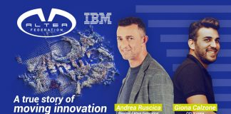 Altea Federation all'IBM Think Summit