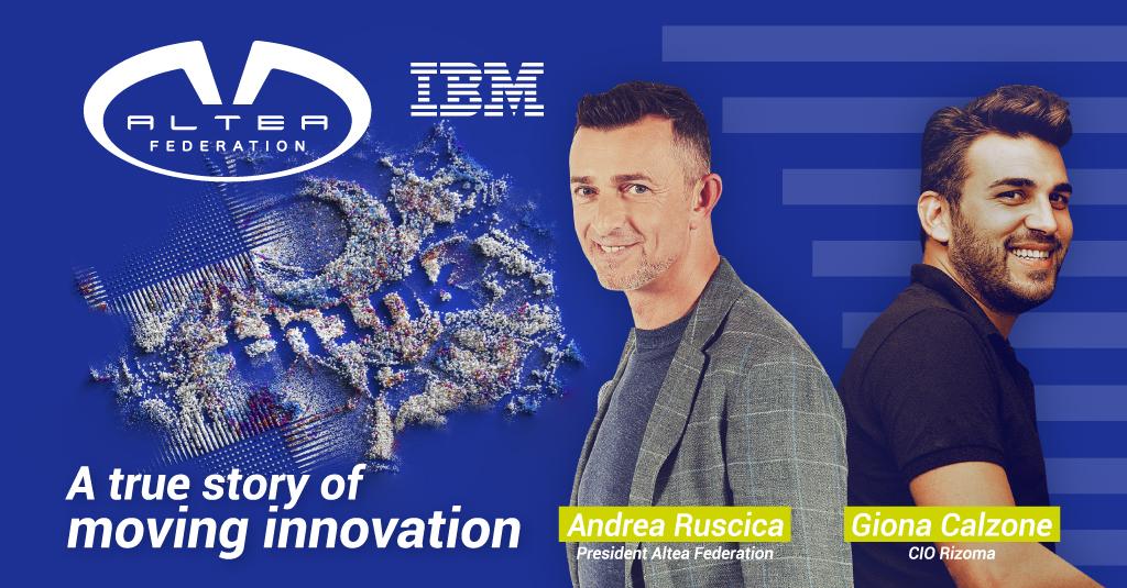 Altea Federation all'IBM Think Summit