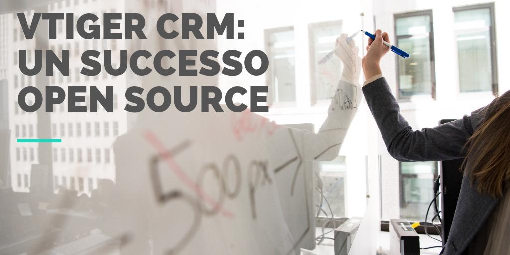 Vtiger CRM: un successo open source