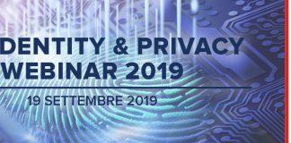 IDC Identity & Privacy Webinar 2019