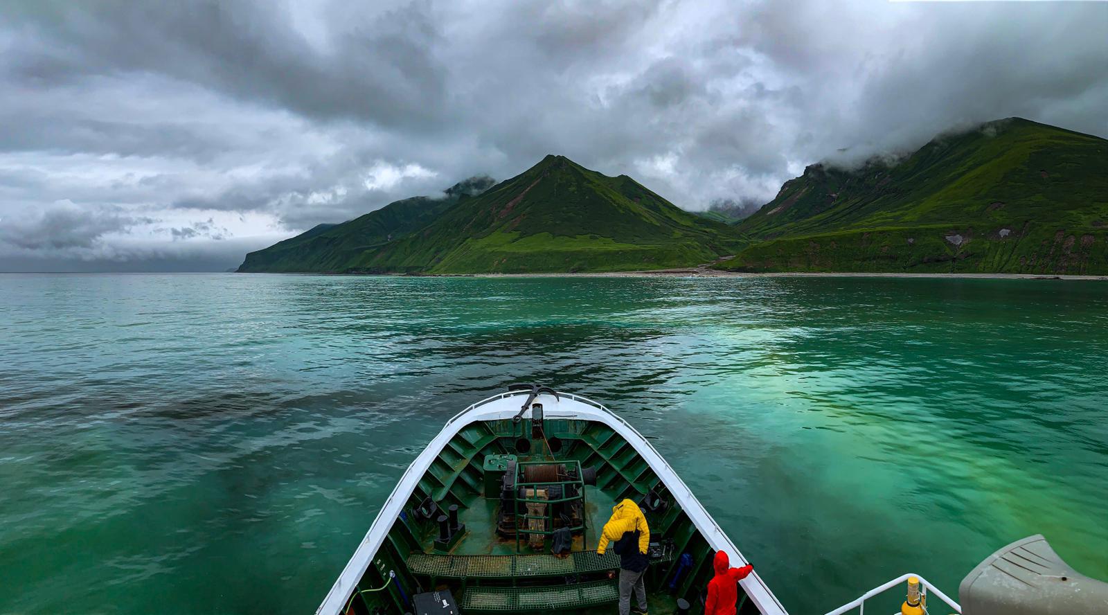 Kaspersky supporta la spedizione alle isole Kuril