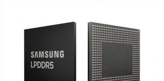 Samsung prepara i chip LPDDR5 da 12 GB per il Galaxy S11