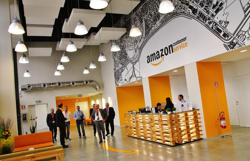 Il portale di richiesta dati di Amazon per la polizia è visibile sul web