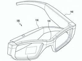 Samsung ha un brevetto per gli occhiali smart