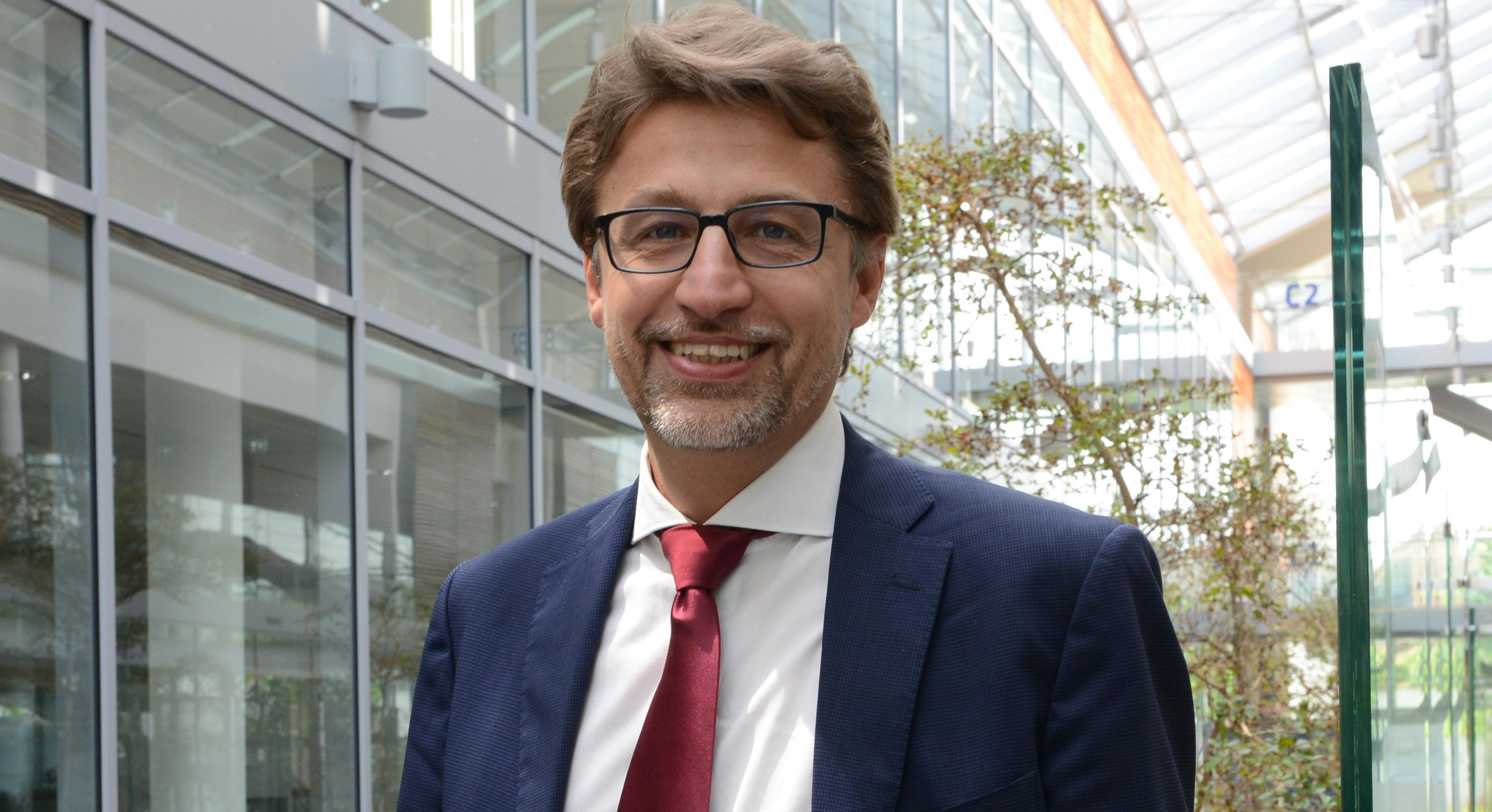 Marco Bossi managing director di Talentia Software