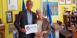 Siglata partnership tra Consoft Sistemi e CUS Torino Volley