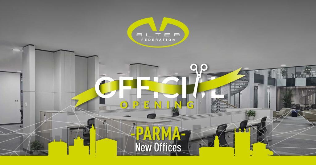 Altea Federation inaugura i nuovi uffici a Parma