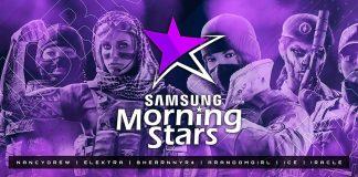 Samsung Morning Stars Athena: il primo team di eSports tutto al femminile
