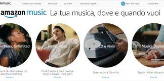 Amazon Music, nuove funzioni con Alexa