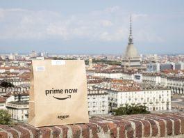 Amazon Prime Now arriva a Torino con Pam Panorama