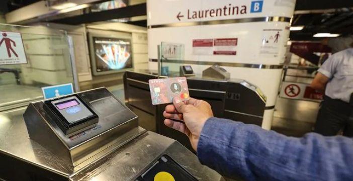 Atac Roma, pagamento ai tornelli con carte contactless grazie a SIA