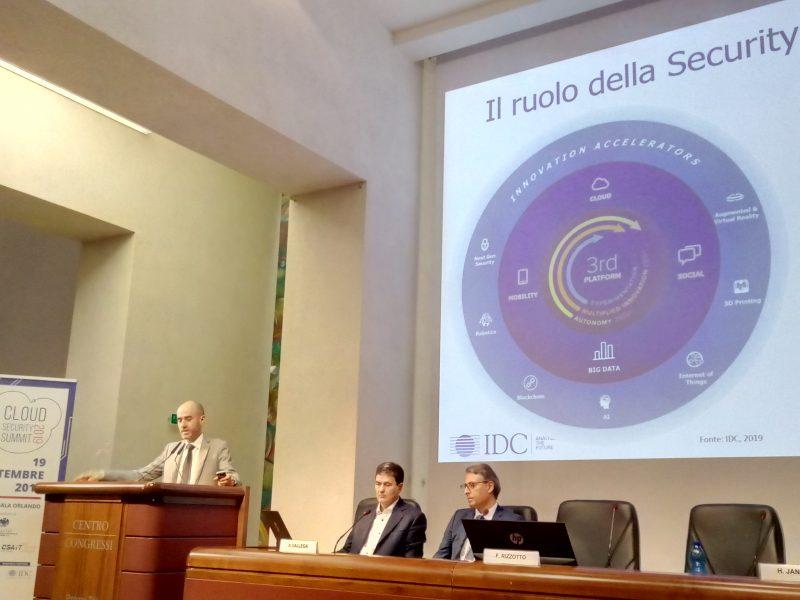 IV edizione di Cloud Security Summit