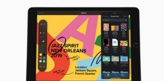 L'iPad di settima generazione di Apple ha uno schermo da 10,2 pollici