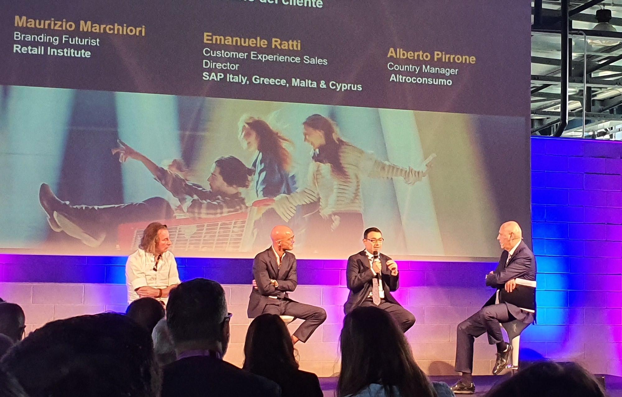 SAP Italia, come far incontrare domanda e offerta nella nuova era della CX