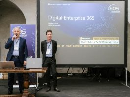 Simulazione di Industria 4.0 al Digital Enterprise 365 di EOS Solutions