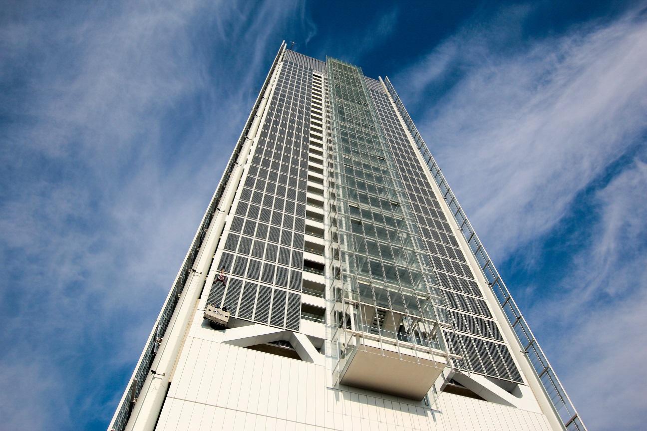 Il grattacielo Intesa Sanpaolo campione di sostenibilità ambientale