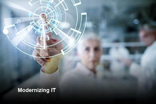 IT modernization: siamo entrati nella quinta fase