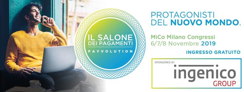 Ingenico è partner del Salone dei Pagamenti 2019