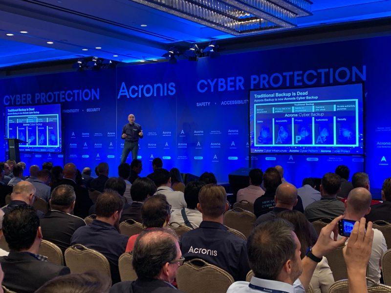 Acronis presenta nuove soluzioni di protezione informatica