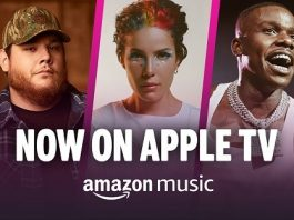 Amazon Music sbarca su Apple TV