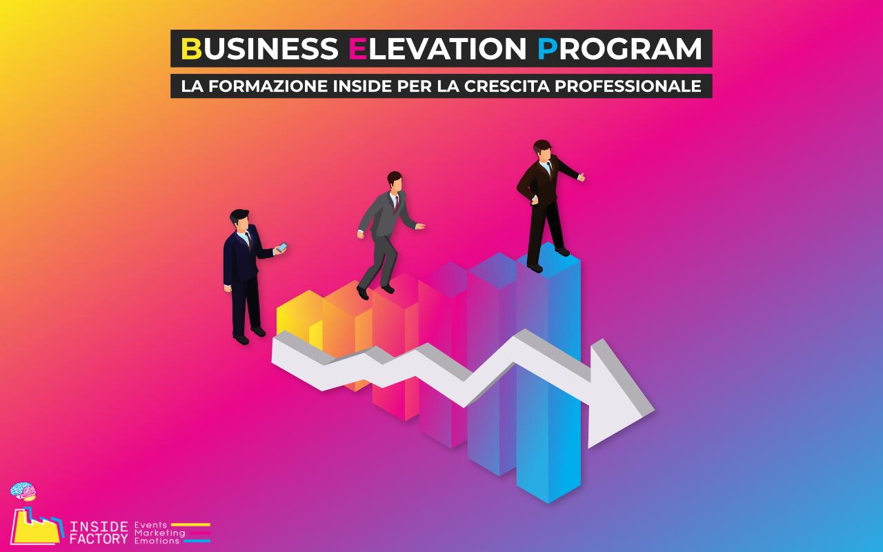 Partecipa al Business Elevation Program