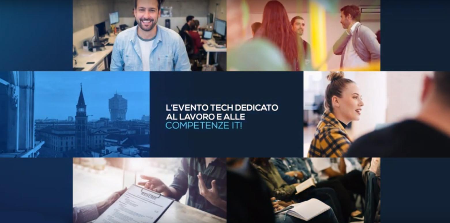 23 aziende TECH lombarde incontreranno i candidati al #TechJobsDay2019