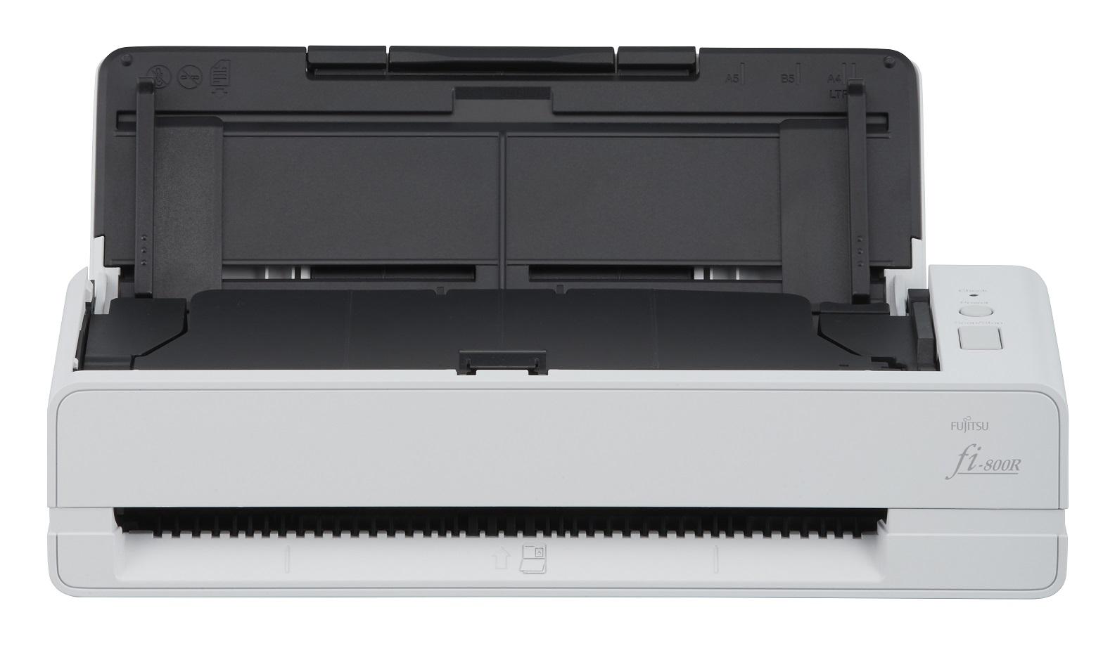 Fujitsu presenta lo scanner fi-800R