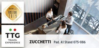 Zucchetti a TTG Travel Experience con novità per il turismo e l'hospitality