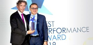 Zucchetti vince il Best Performance Award 2019