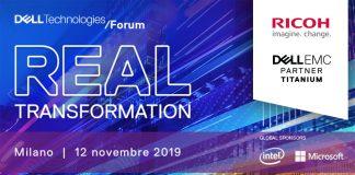 Ricoh Italia al Dell Technologies Forum 2019